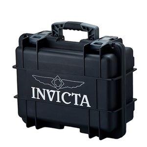 Invicta 8 Slot Watch Dive Case-Black